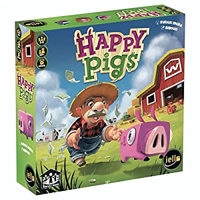 Happy Pigs: Toys & Games