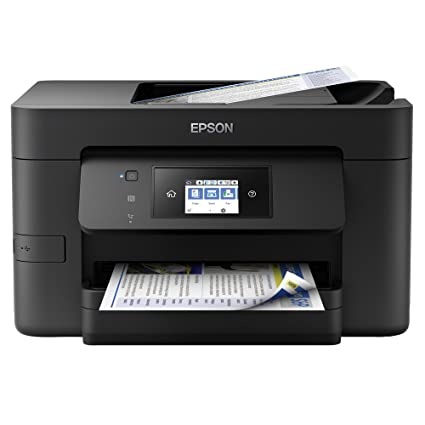 Epson Workforce Pro WF-3720DWF Inyección de Tinta 33 ppm 4800 x ...