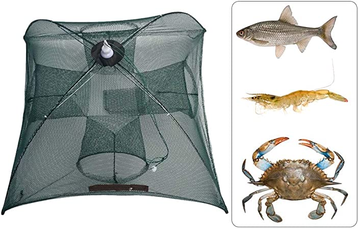 FROZEN CRAB CART// BABY SQUID HANDMADE SEA ANGLING BAITS FULL 24 READY BAITS