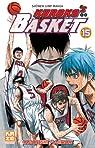 Kuroko's Basket, tome 15 par Fujimaki