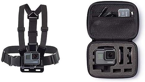 AmazonBasics - Arnés de Pecho para cámara GoPro + Estuche de ...
