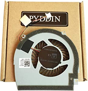 New Laptop CPU Cooling Fan for Dell Inspiron 15 7566 7567 14R 7466 7467 P/N: 0147DX Left Side (CPU Fan)