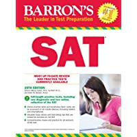 Barron's SAT with Online Tests