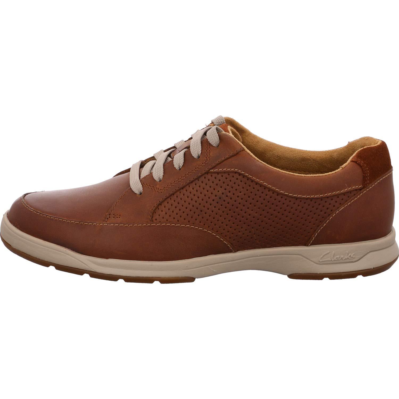 Mittel-marron Mittel-marron Mittel-marron Clarks Stafford Park5, Chaussures de ville homme c80