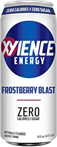 Xyience Xenergy Frostberry Blast 16 oz (8 Pack)