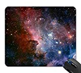 AntoinetteqrEE Mouse Pad Galaxy Space Customized Non-Slip Rubber Mousepad Gaming Mouse Pad