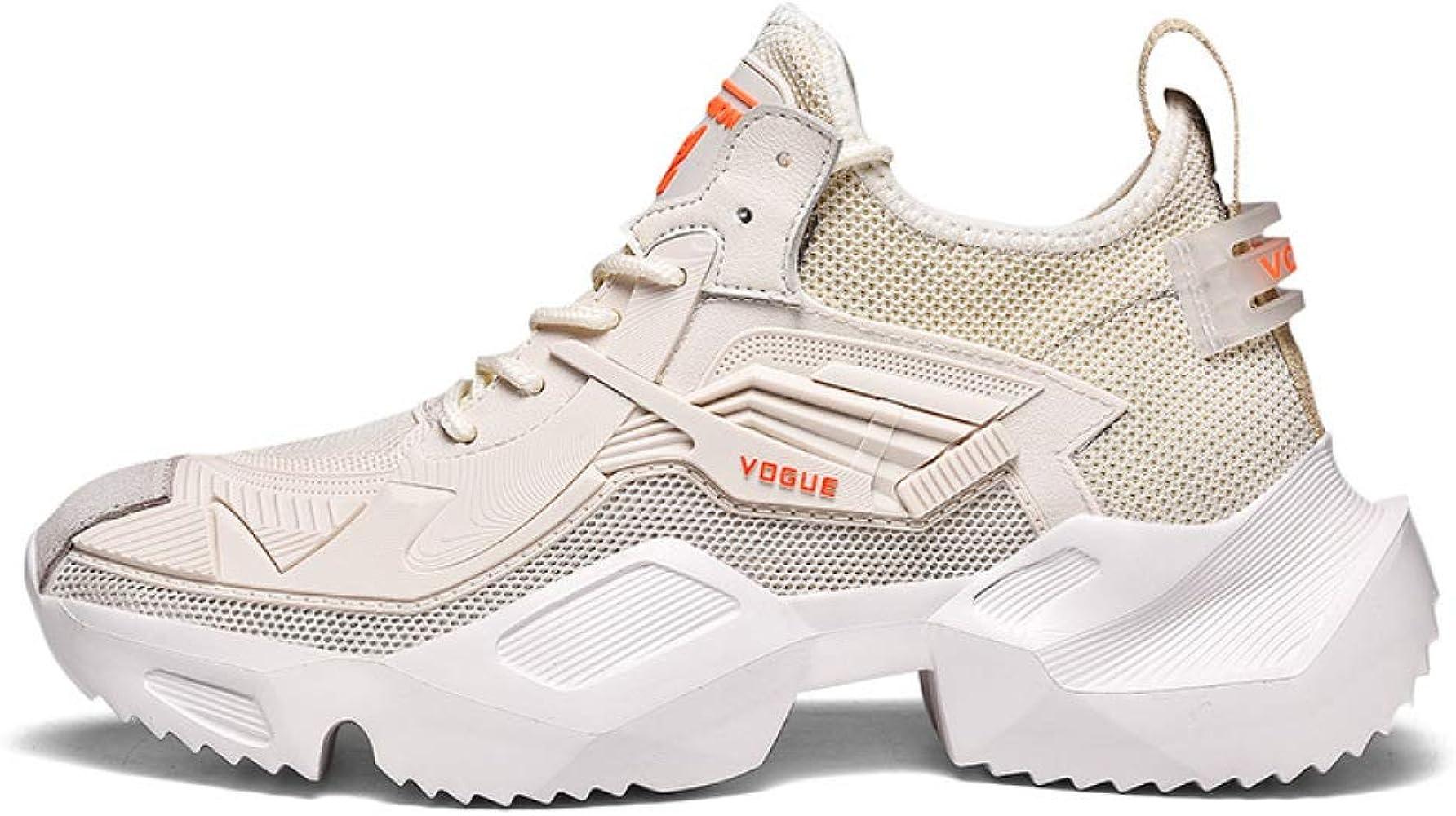 Zapatillas de Running Casual de Hombre de Moda para Hombre, Zapatos de Correr para Estudiantes de Grandes Dimensiones Size: 48 EU: Amazon.es: Zapatos y complementos