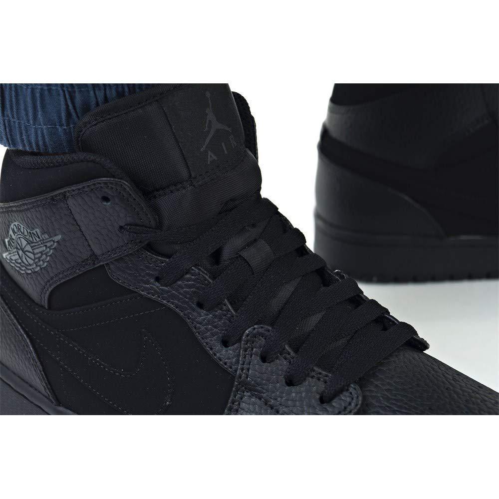 bcedc920f1ba Nike Men s s Air Jordan 1 Mid Fitness Shoes  Amazon.co.uk  Shoes   Bags