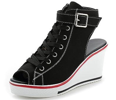 Wedges Sandals Women 4c14d7d2455a