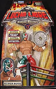 Amazon Com Lucha Libre Super Nova 6 Quot Action Figure