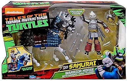 Amazon.com: Teenage Mutant Ninja Turtles Samurai Warrior ...