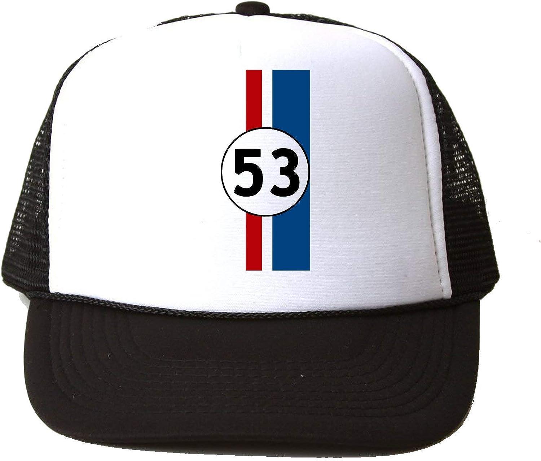 Herbie 53 Racing Logo Symbol Baseball Cap Hat Gorra Unisex One ...