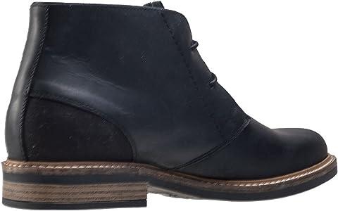375ae4ebc6e Amazon.com   Barbour Mens Readhead Office Smart Ankle Shoes Leather ...