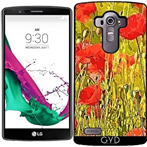 Funda para LG G4 - Amapolas En El Prado by More colors in life