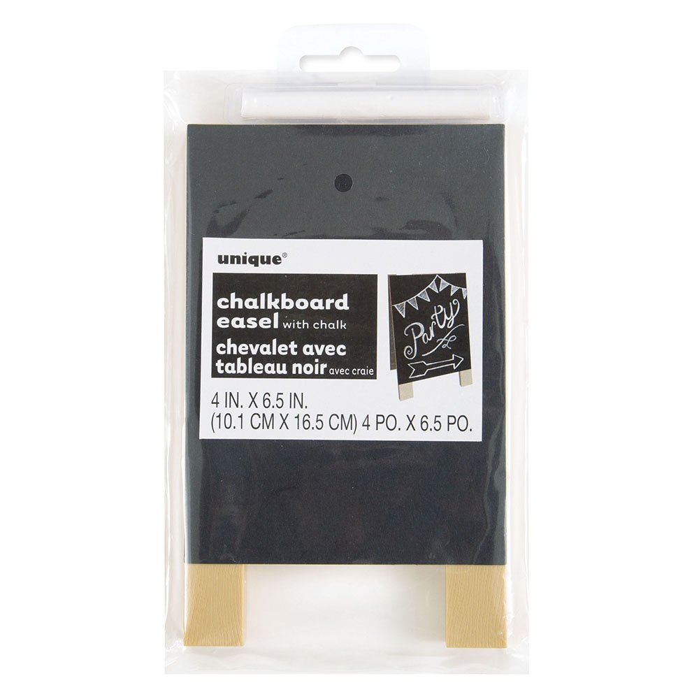 Kitchen Message Board Amazoncom 65 Mini Chalkboard Sign Easel Kitchen Dining