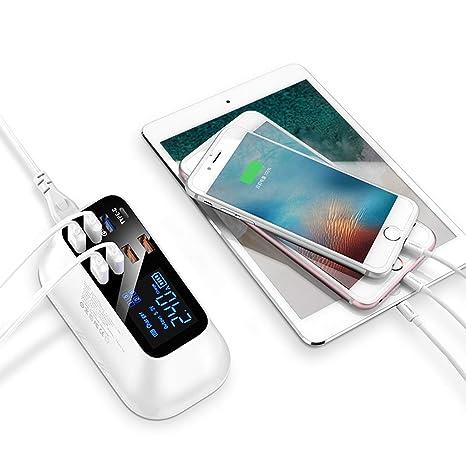 Tablero de zócalo inteligente USB multifunción con línea QC3 ...