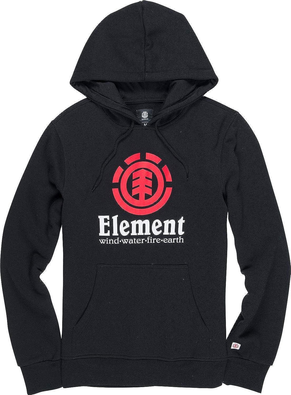 TALLA M. Element Vertical Ho Sudadera con Capucha, Hombre