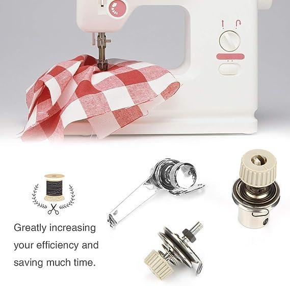 3PCS Regulador de la tensión del hilo de, para montaje de máquina de coser industrial 9000 cose el accesorio de la máquina: Amazon.es: Hogar