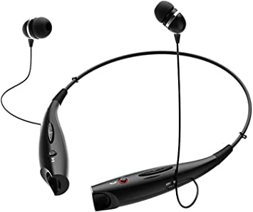 Jns Hbs Hbs 730 Wireless Headset Bluetooth Neckband Hq Amazon In Electronics