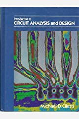 Introduction to Circuit Analysis and Design (HRW series in computer engineering) Hardcover