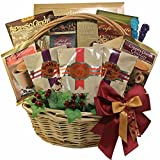 Best Art of Appreciation Gift Baskets Birthday Gift For Women - Cafe Gourmet Premium Coffee Lovers Gift Basket Review