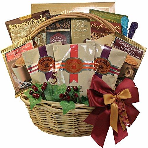 (Cafe Gourmet Premium Coffee Lovers Gift Basket)