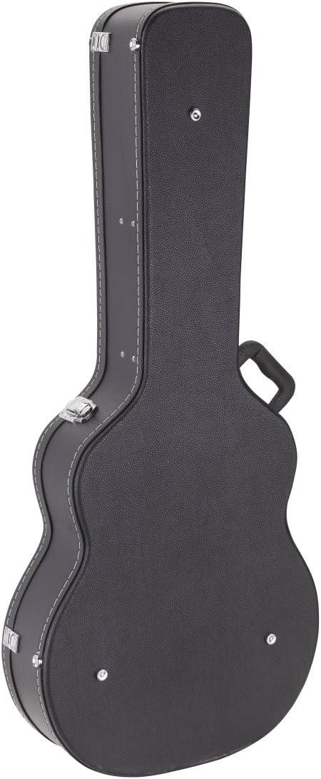 Soundsation – Estuche duro para guitarra acústica: Amazon.es: Instrumentos musicales