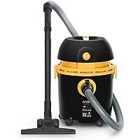 H3Po Aspirador de Pó e Água Arno Preto/ Amarelo 110V