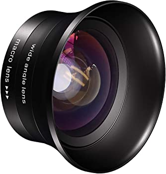ANGFLY 4K HD 2 in 1 Aspherical Wide Angle Lens & Super Macro Lens