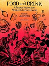 This monumental collection contains over 350 royalty-free illustrations of every conceivable activity concerned with the preparation and consumption of food and drink. Jim Harter, well-known commercial designer and collagist, has selected the most...
