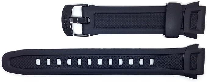 Casio 10287400 – Bracelet en Résine pour Montre d'hommes  syyvW
