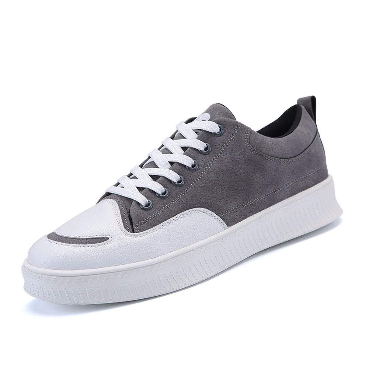 KMJBS-Männer - Vorstand Sport - Mode Schuhe Casual Schuhen Koreanischen Version Joker.grau 39