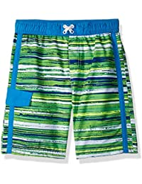 Boys' Wave Stripe Trunk