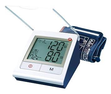 Pic Solution Daily Check - Tensiómetro automático de brazo: Amazon.es: Salud y cuidado personal