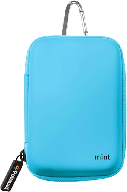 Amazon.com: Polaroid Hard Eva Case Mint Cámara instantánea e ...