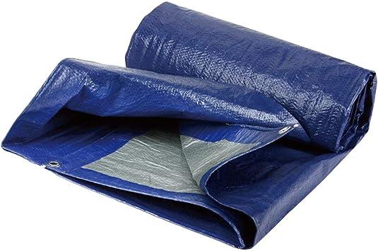 ZXXY Lona Impermeable, Cubiertas de Hojas de Tierra Multiusos y Ligeras, Hojas de Lona Azul Marino para la Cubierta del Patio Trasero, balcón, Porche, pérgola y Camping, 80 g/Cuadrado,3x2m: Amazon.es: Deportes y