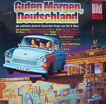 Various Udo Lindenberg Karat Nena Peter Maffay Guten