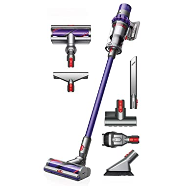 Dyson Cyclone V10 Animal Cordless Vacuum Cleaner + Manufacturer's Warranty + Extra Mattress Tool Bundle