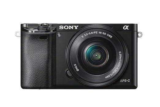 Sony Alpha 6000 Systemkamera 3 Inkl Sel P1650 Amazonde Kamera