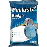 Peckish Budgie Bird Seed Mix, 20kg