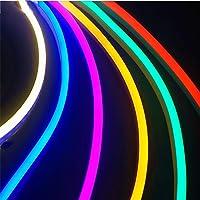 Luz de tira flexible de 5M LED 220V Neon LED Tubo IP65 Impermeable Lámpara, selección…