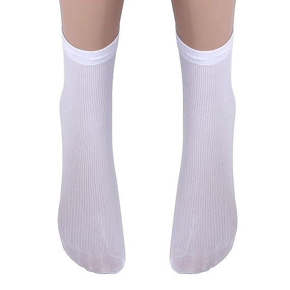 DEELIN Calcetines De Tubo Para Hombre, Calcetines De Color SóLido De Invierno Para Hombre: Amazon.es: Ropa y accesorios