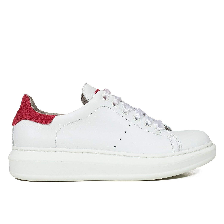Sneakers Mujer Plataforma Zapato C/ómodo Mujer con Plantilla Memory Foam Zapatos miMaO Zapatillas Piel Mujer Hechos EN ESPA/ÑA