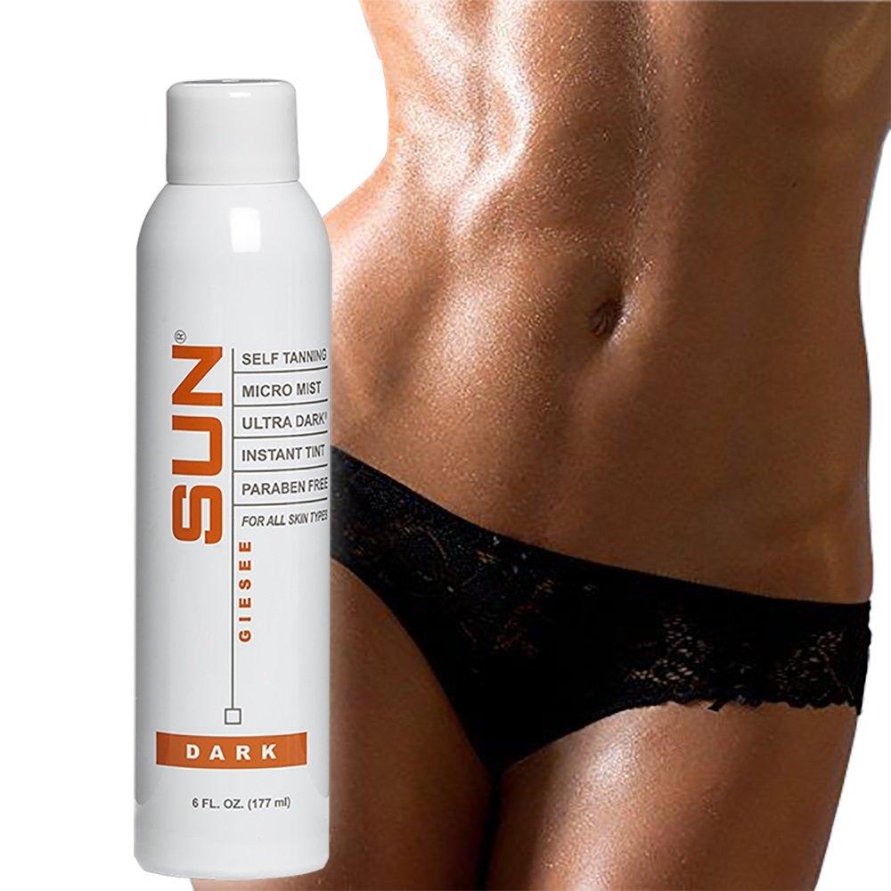 SUN Laboratories Ultra Dark Self Tanning Micro Spray (6 oz)