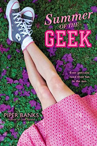 book cover of Summer of the Geek