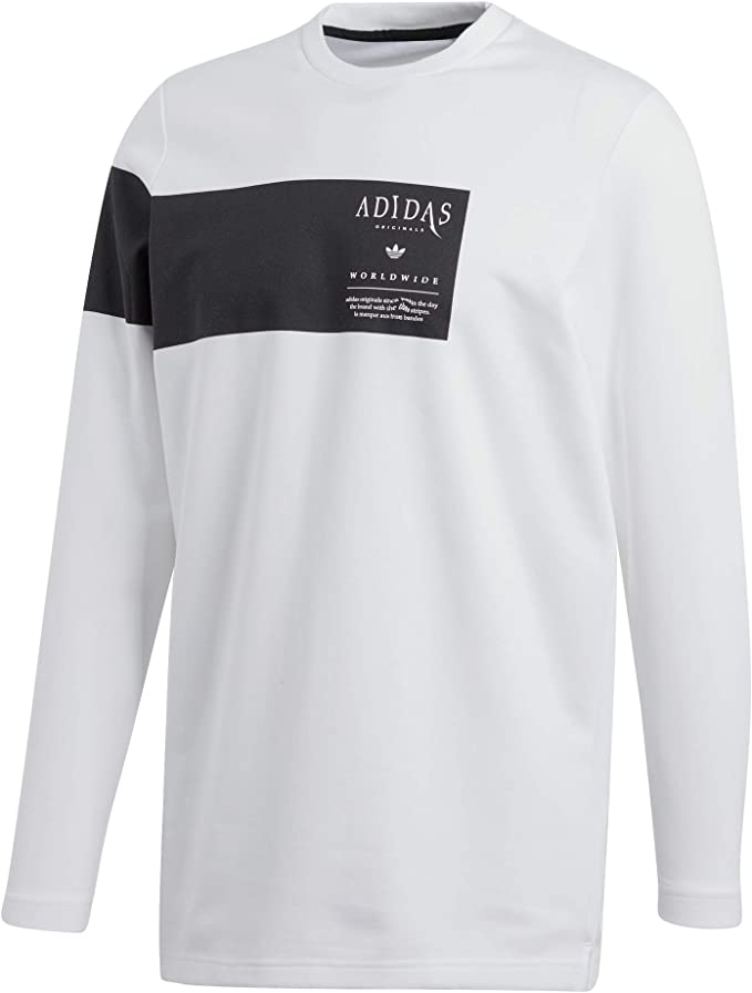 sweat homme blanc adidas