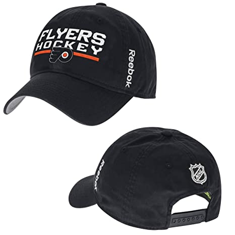 size 40 c8009 7d810 Image Unavailable. Image not available for. Color  Reebok Philadelphia  Flyers Center Ice Locker Room Snapback Adjustable Hat
