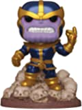 "Funko Marvel Thanos Infinity Metallic 80th Anniversary 6"" Pop Vinyl Figure, Multicolour"
