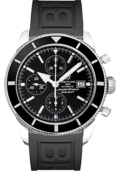 Breitling aeromarine Superocean Heritage 46 Chrono Reloj para hombre a1332024/B908 – 154s