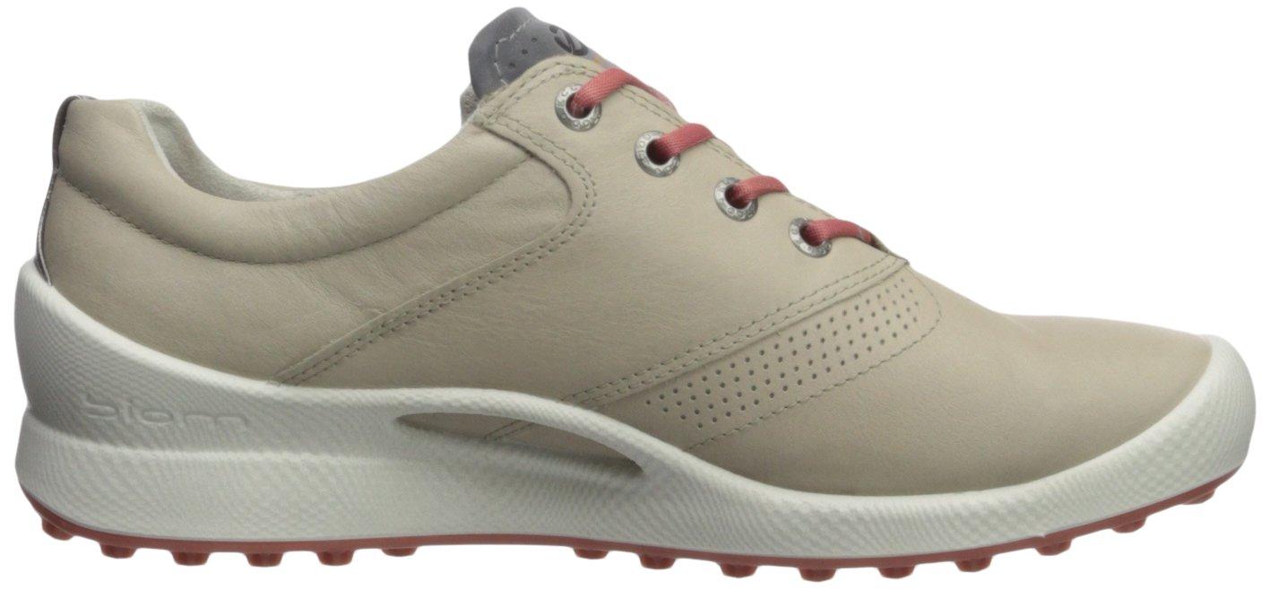 ECCO Women's Biom Hybrid Golf Shoe B071XM86QR 41 M EU (10-10.5 US) Oyester/Rosato